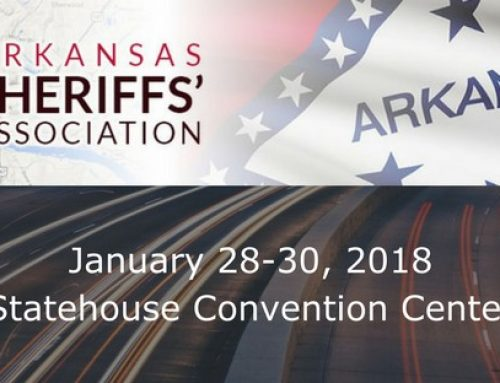 Revcord Will Be At The Arkansas Sheriff's Association Conference