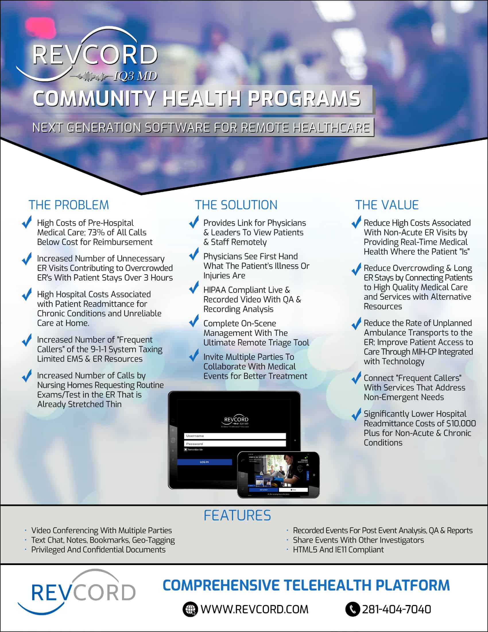 IQ3 MD Community Health