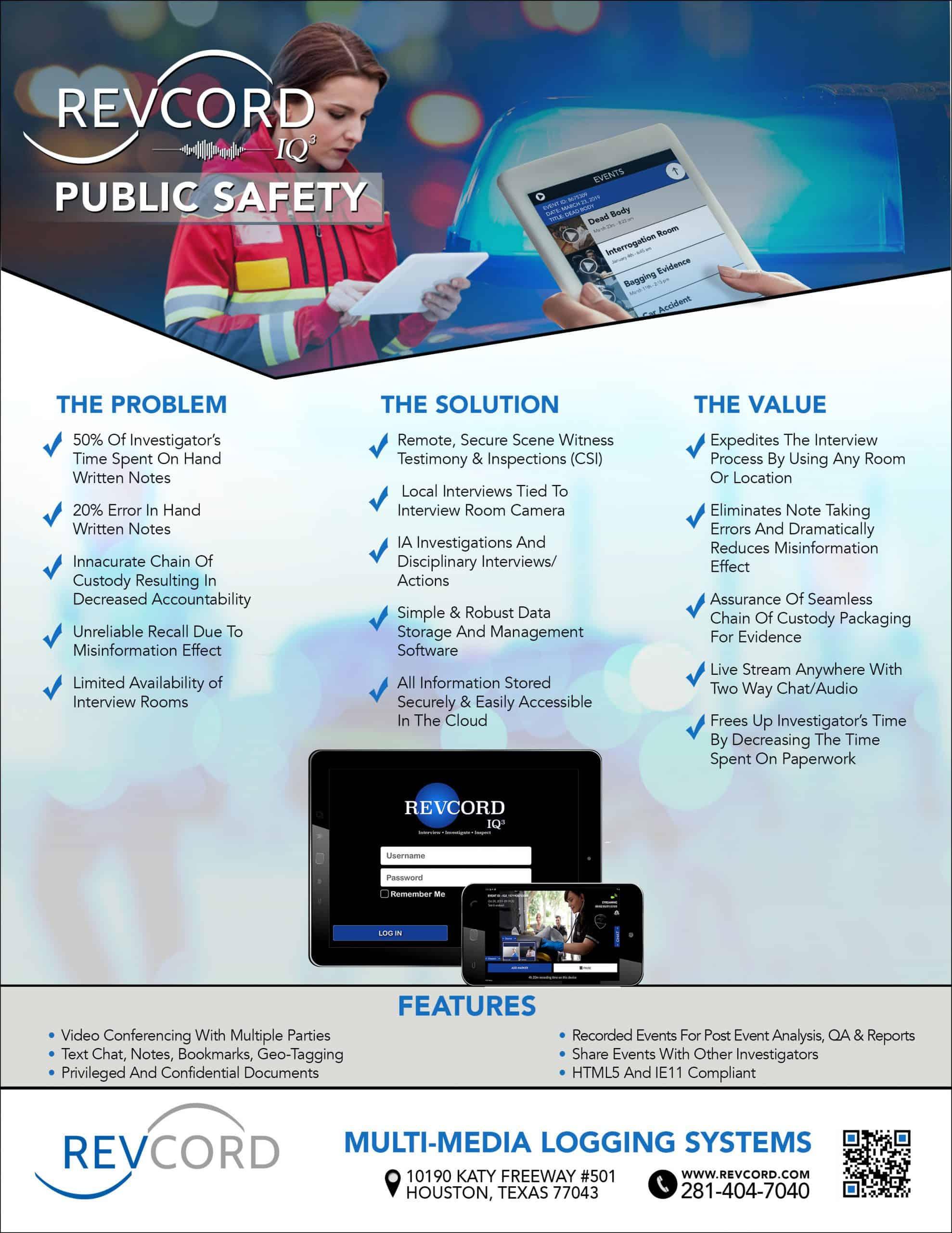 IQ3 Public Safety